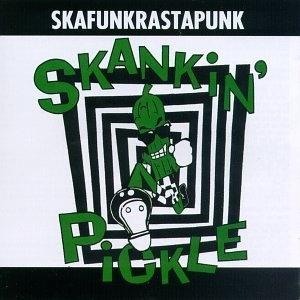 Skafunkrastapunk album cover