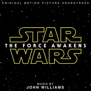 Star Wars: The Force Awakens (Original Motion Picture Soundtrack) album cover