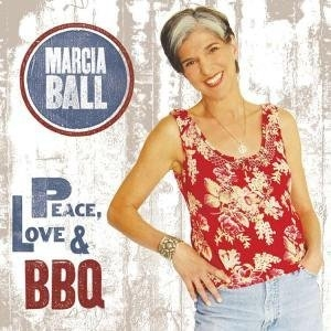 Peace, Love & BBQ album cover