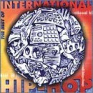 The Best Of International Hip-Hop album cover