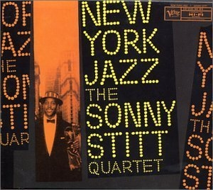 NY Jazz album cover