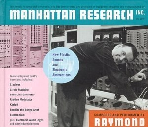 Manhattan Research, Inc. album cover