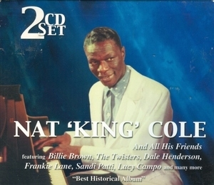 Nat King Cole (Platinum) album cover