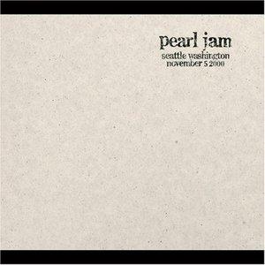 Seattle, Washington, November 6, 2000 album cover