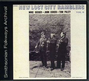 The New Lost City Ramblers, Vol. 2 album cover