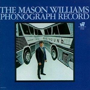 The Mason Williams Phonograph Record album cover
