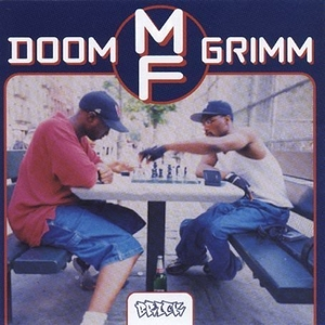 MF Grimm & MF Doom album cover