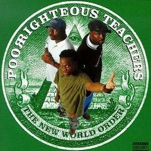 New World Order album cover