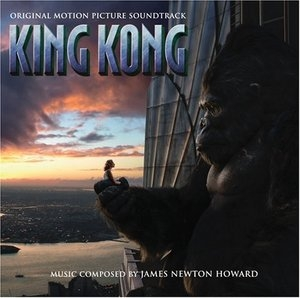 King Kong: Original Motion Picture Soundtrack album cover