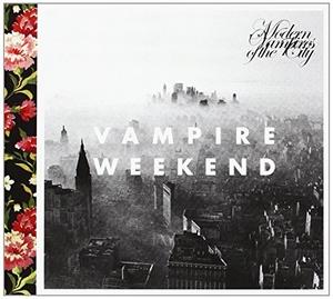 Modern Vampires Of The City album cover
