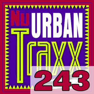 ERG Music: Nu Urban Traxx, Vol. 243 (December 2017) album cover