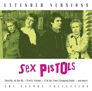 Extended Versions album cover