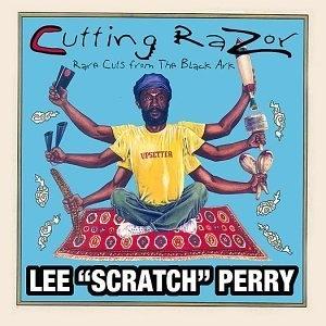 Cutting Razor: Rare Cuts From The Black Ark album cover