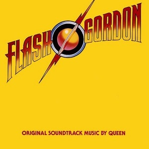 Flash Gordon (Movie Soundtrack) (Exp) album cover