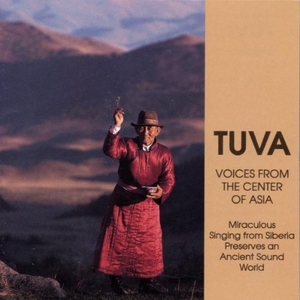 Tuva: Voices From The Center Of Asia album cover