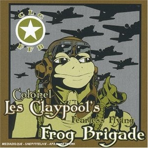 Live Frogs: Set 1 album cover