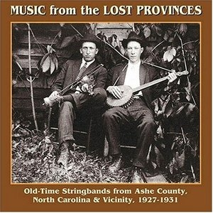 Music From The Lost Provinces album cover