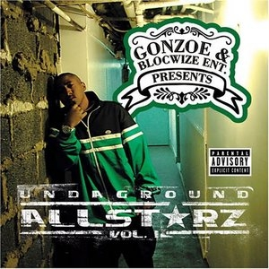 Gonzoe Presents: Undaground Allstarz Vol.1 album cover