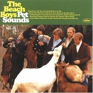 Pet Sounds (Mono + Stereo) album cover