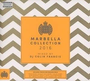 Ministry Of Sound: Marbella Collection 2016 album cover