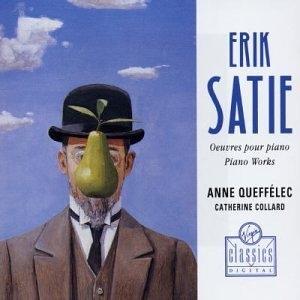 Satie: Oeuvres Pour Piano album cover
