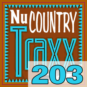 ERG Music: Nu Country Traxx, Vol. 203 (March 2016) album cover