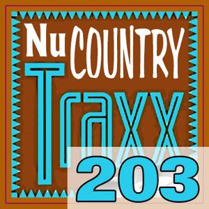ERG Music: Nu Country Traxx, Vol. 203 (March 2016) album cover