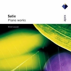 Erik Satie album cover