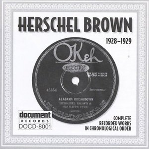 Complete Recorded Works-(1928-1929) album cover