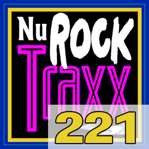 ERG Music: Nu Rock Traxx, Vol. 221 (August 2017) album cover