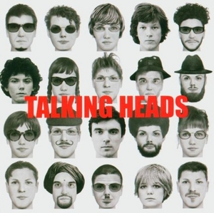 The Best Of Talking Heads album cover
