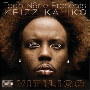 Vitiligo album cover