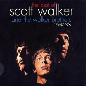 No Regrets: Best Of Scott Walker & The Walker Brothers 1965-1976 album cover