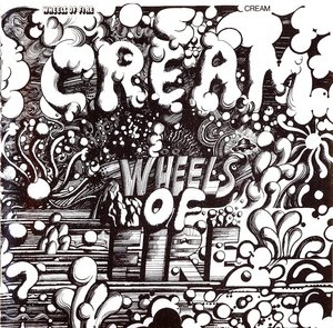 Wheels Of Fire album cover
