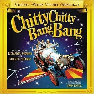 Chitty Chitty Bang Bang (Original Motion Picture Soundtrack) album cover