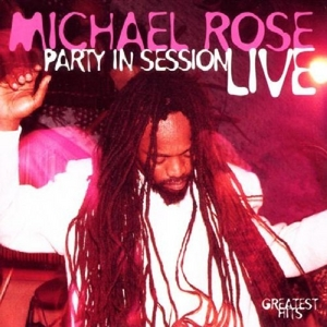 Party In Session Live album cover
