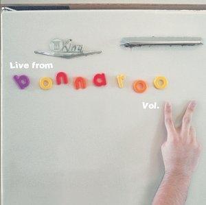 Live From Bonnaroo 2002 Vol.2 album cover