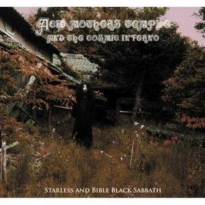 Starless And Bible Black Sabbath album cover