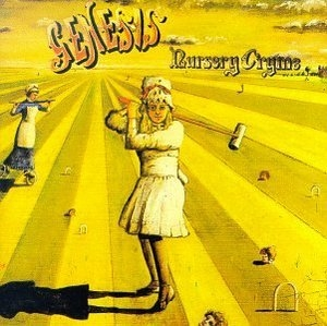 Nursery Cryme album cover