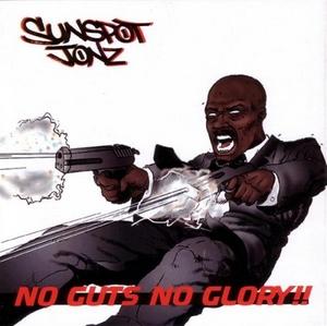 No Guts No Glory album cover