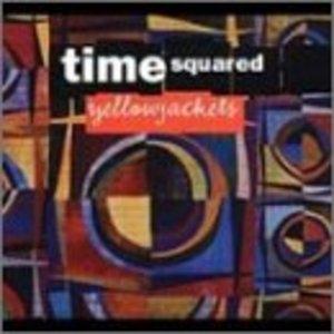 Time Squared album cover