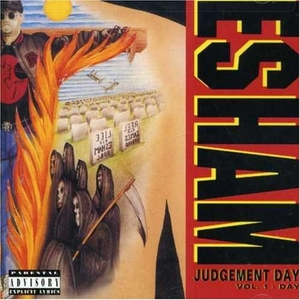 Judgement Day, Vol. 1 album cover