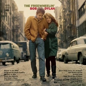 The Freewheelin' Bob Dylan (Remaster) album cover