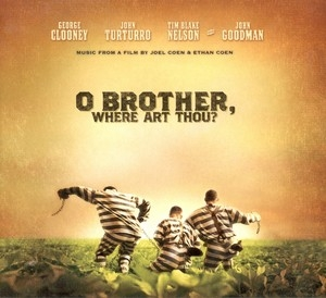 O Brother Where Art Thou (Music From The Motion Picture) album cover