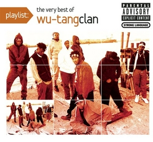 Playlist: The Very Best Of Wu-Tang Clan album cover