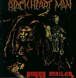 Blackheart Man album cover