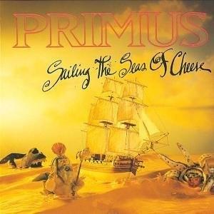 Sailing The Seas Of Cheese album cover