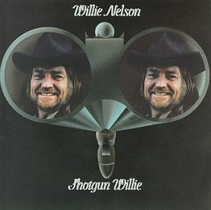 Shotgun Willie album cover