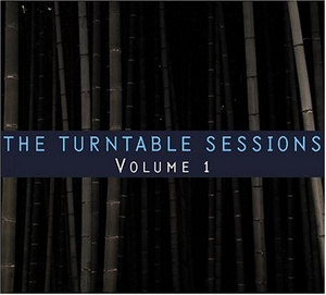 The Turntable Sessions, Vol. 1 album cover