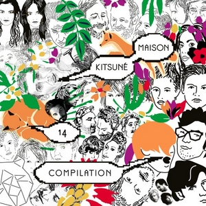 Kitsuné Maison, Vol. 14: The 10th Anniversary Issue album cover